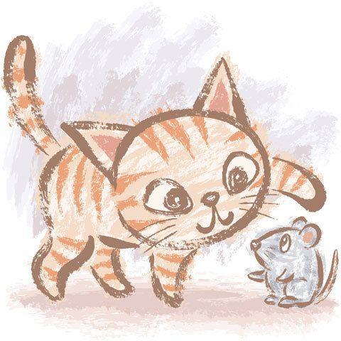 fabula de gato y ratones esopo