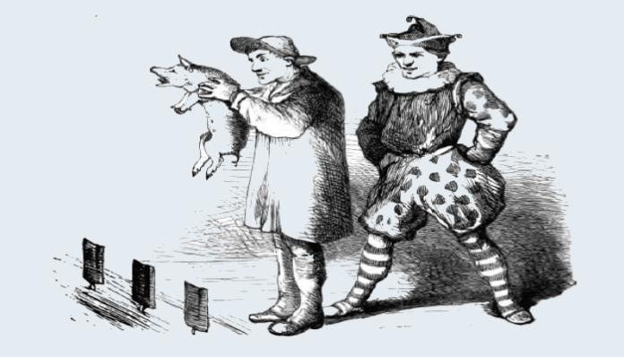 El bufon y el campesino
