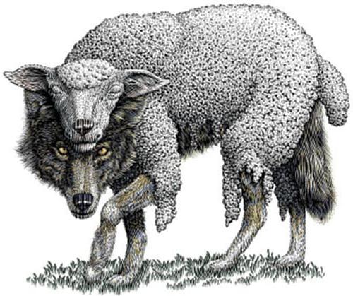 El lobo disfrazado de oveja fabula esopo