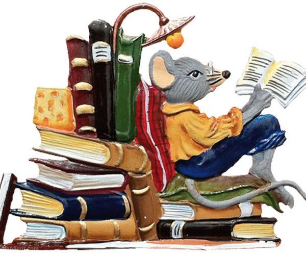 El erudito y el ratón