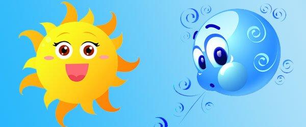 fabula el viento y el sol