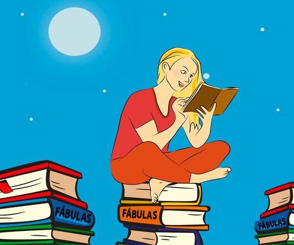 5 Fábulas Inventadas para Niños